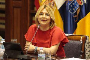 Reyes Martel, jueza de menores en Las Palmas de Gran Canaria