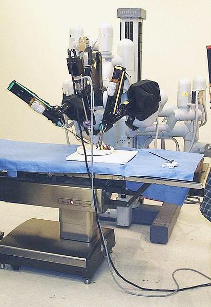 Img robot laparoscopio