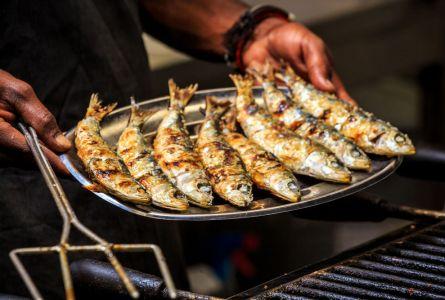 Sardiñas: o auténtico sabor das festas