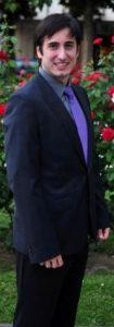 Sebastián Tagle, president d'AIESEC Espanya