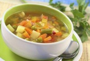 Img sopa verduras calorcito