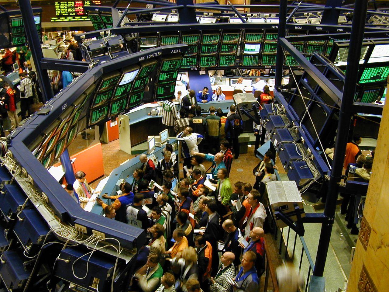 Img stock exchange