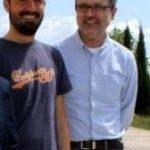 Jaume Sureda i Rubén Mengis, departament de Pedagogia Aplicada i Psicologia de l'Educació de la Universitat de les Illes Balears
