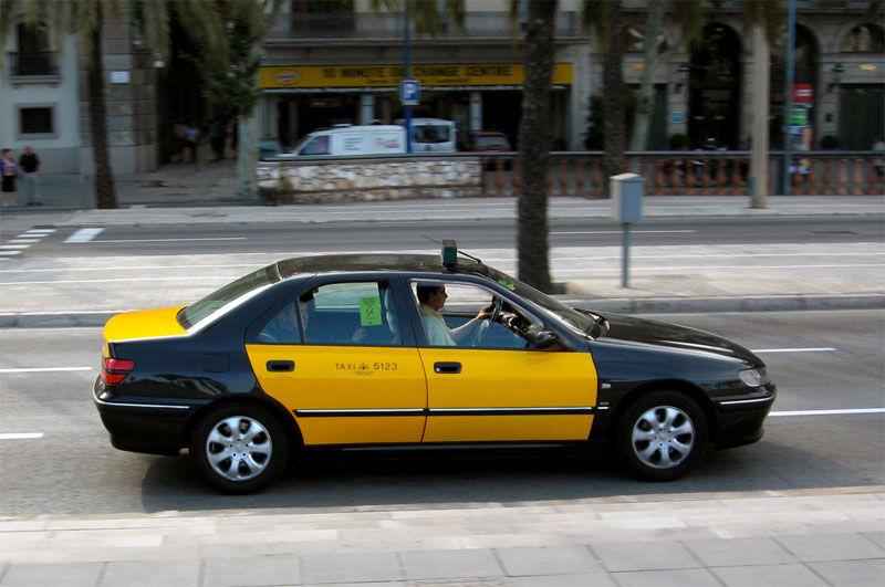 Img taxi bcn