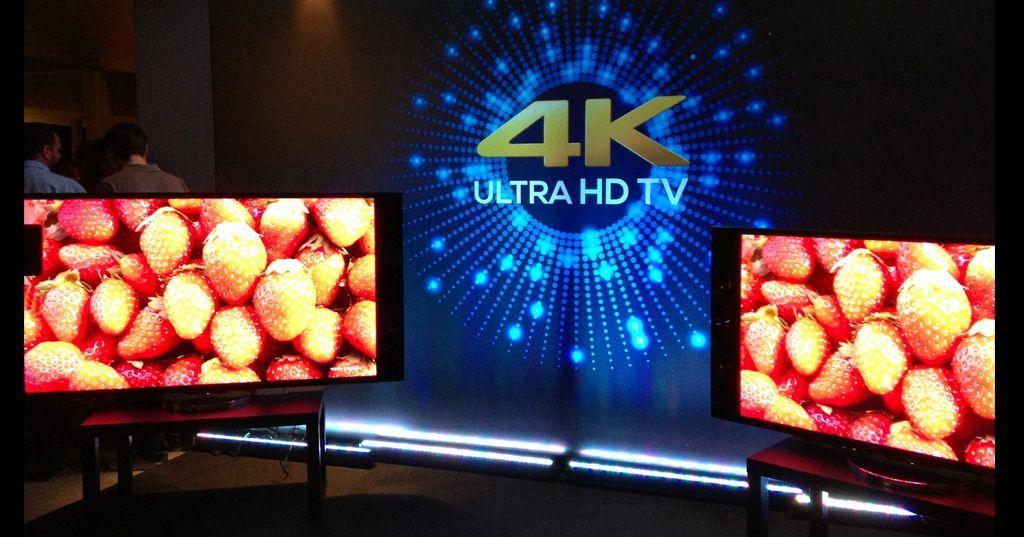 Img televisores 4k hd