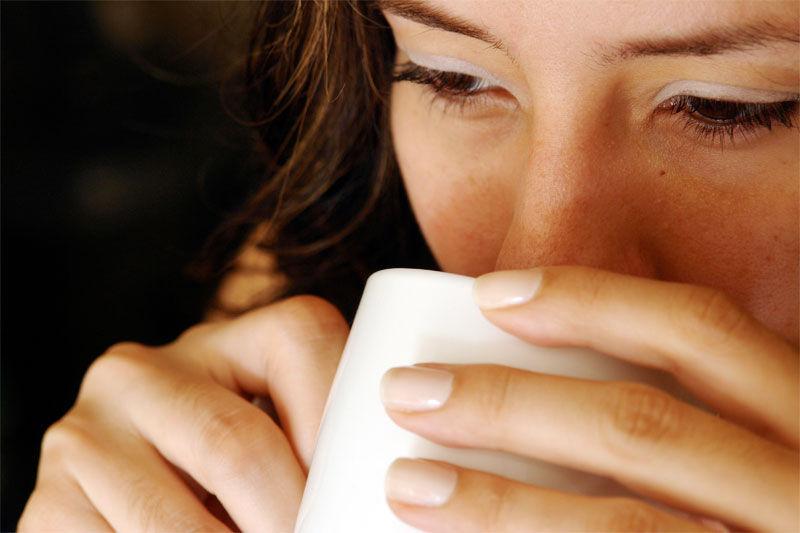 Img tomando cafe