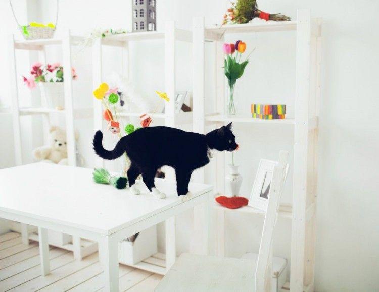 Img torres gatos hechas casa art