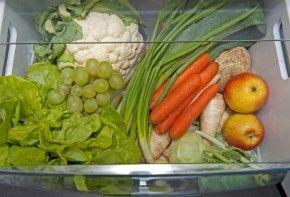 Img truco conservar verduras nevera