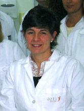 Matxalen Uriarte, coordinadora del área de Seguridad Alimentaria y Biodetección de AZTI-Tecnalia