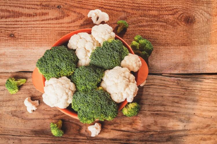 Img verduras recolectan invierno brocoli art