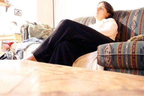 Img viendo tv