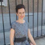 Virginia Galo, xerente da asociación Sannas para o triplo balance