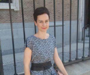 Virginia Gall, gerent de l'associació Sannas per al triple balanç