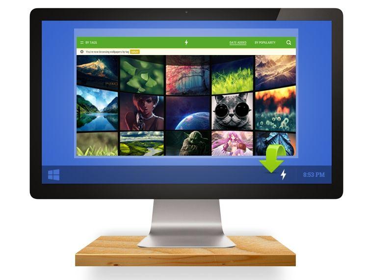 Img wallpaperbot programa windows