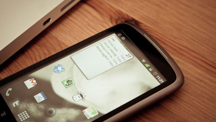 Img widgets android