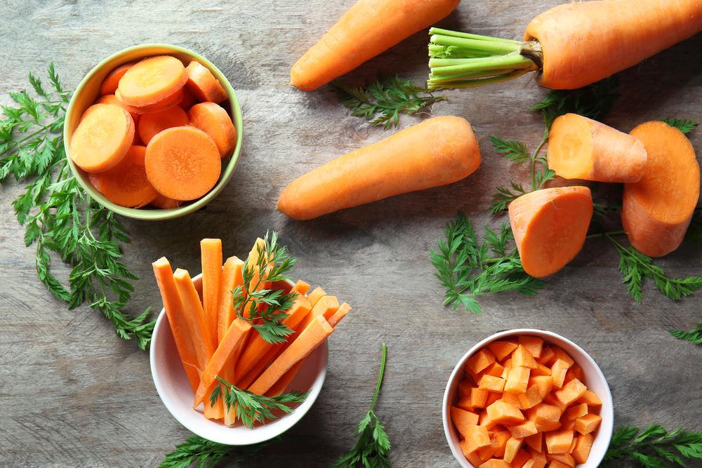 Img zanahoria bronceado hd