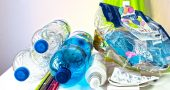 Residuos plasticos botellas