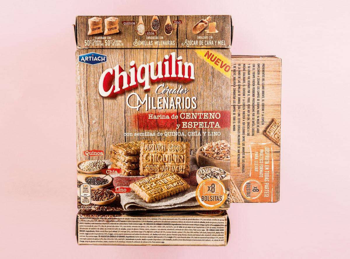 Chiquilin Cereales Milenarios