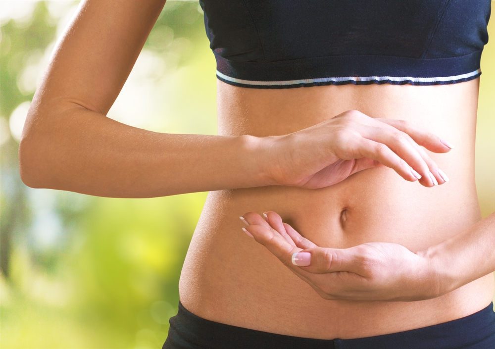 Abdomen barriga microbiota