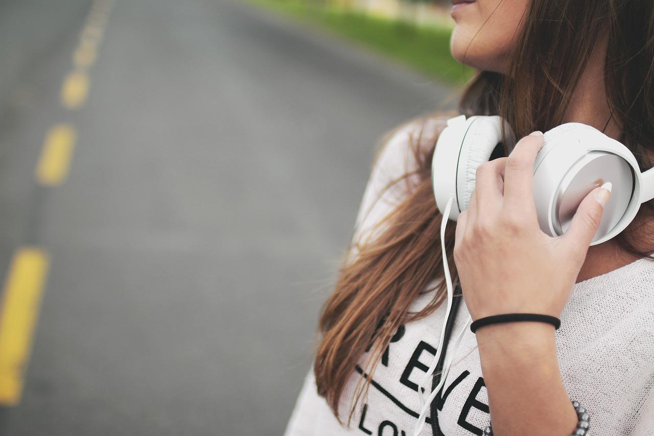 Auriculares cascos musica