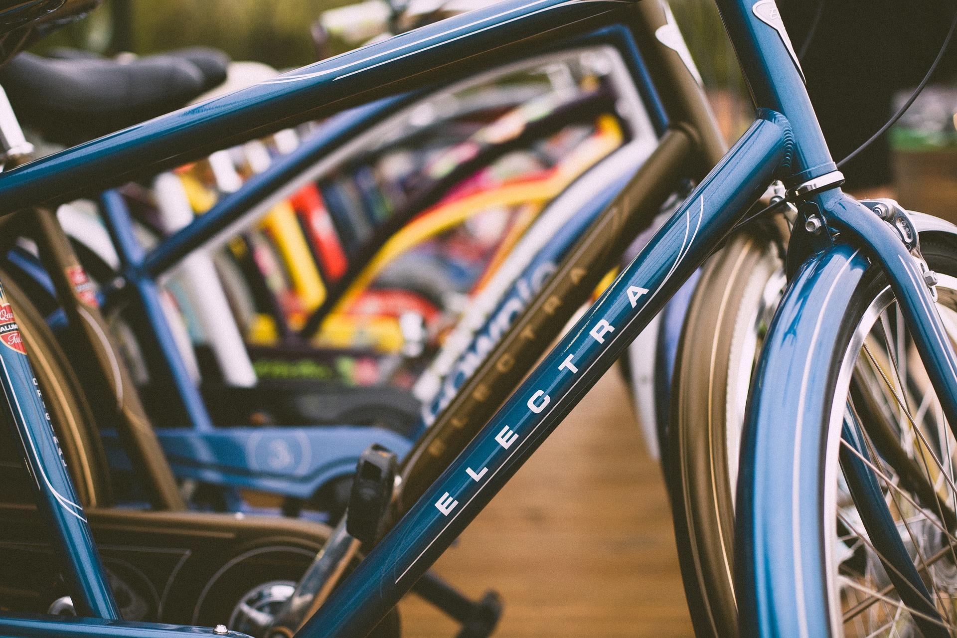 bicicleta electrica tienda