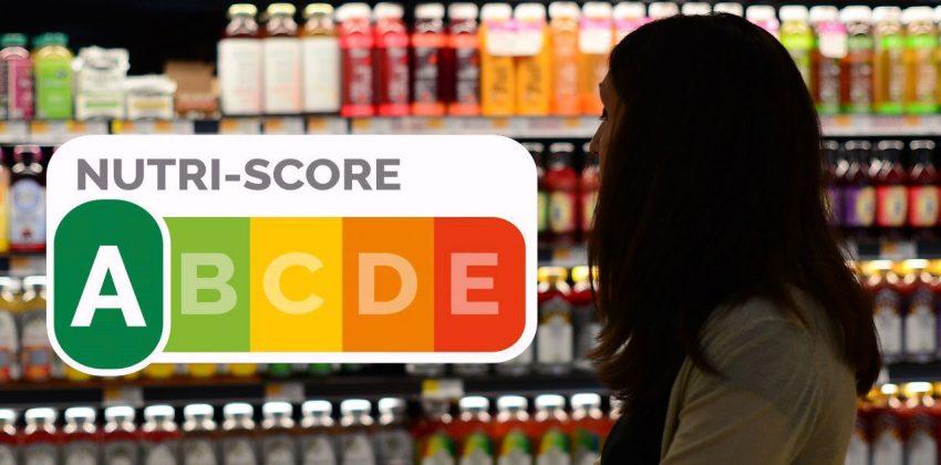 Nutri socre supermercado