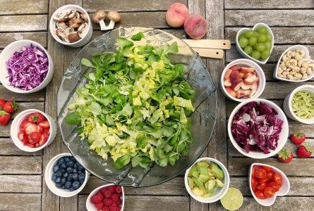 Como incluír a ensalada perfecta na túa dieta
