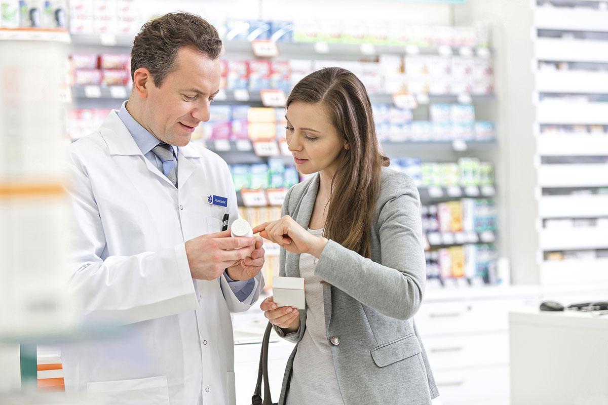 Farmaceutico farmacia