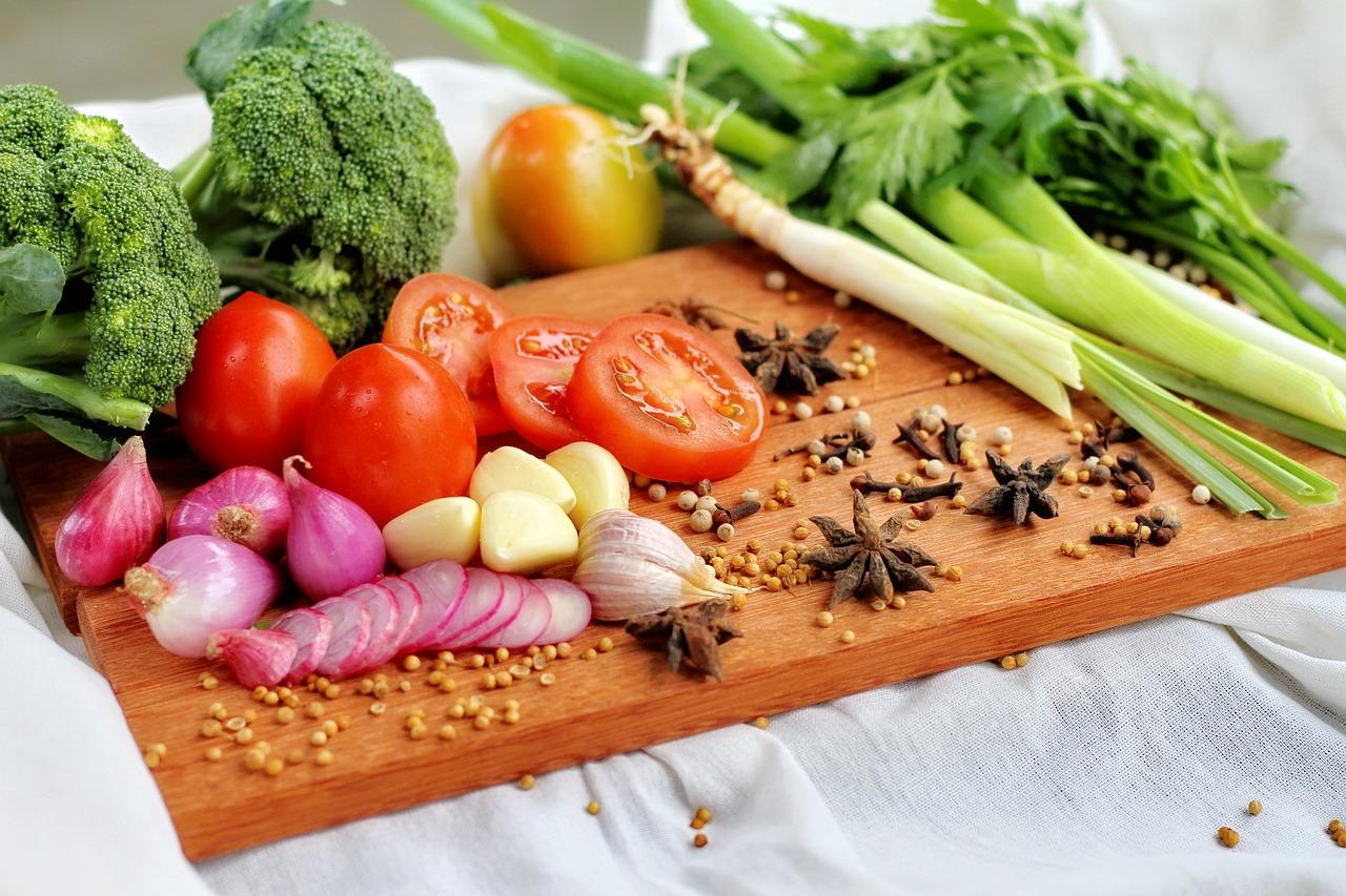 hortalizas vegetales especias