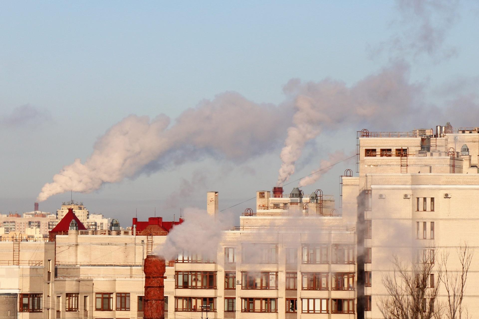 Humo contaminaciónojos
