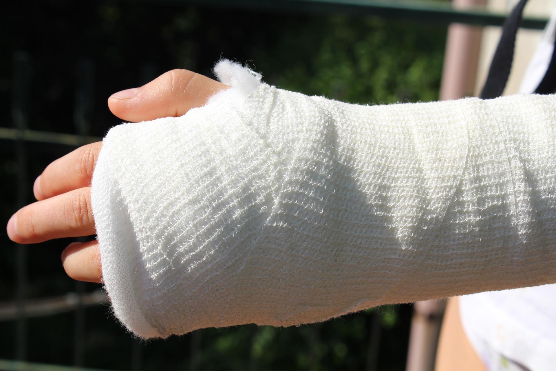 Lesion mano