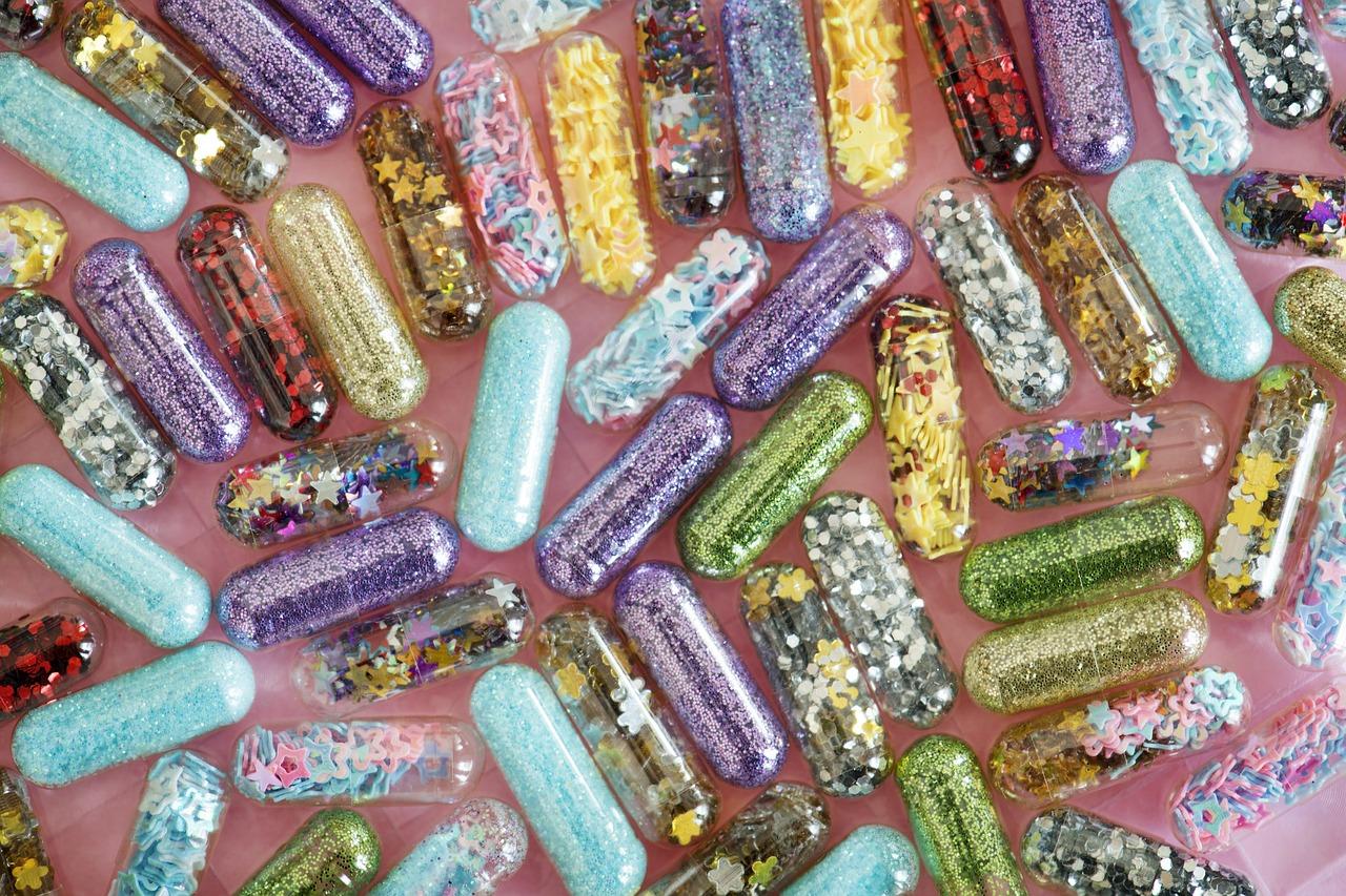 Purpurina placebo