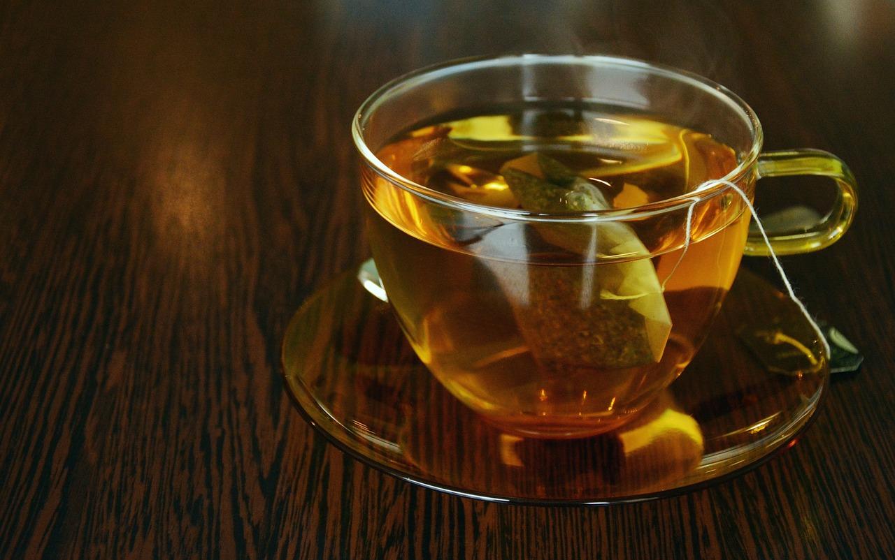 Taza te tea infusion