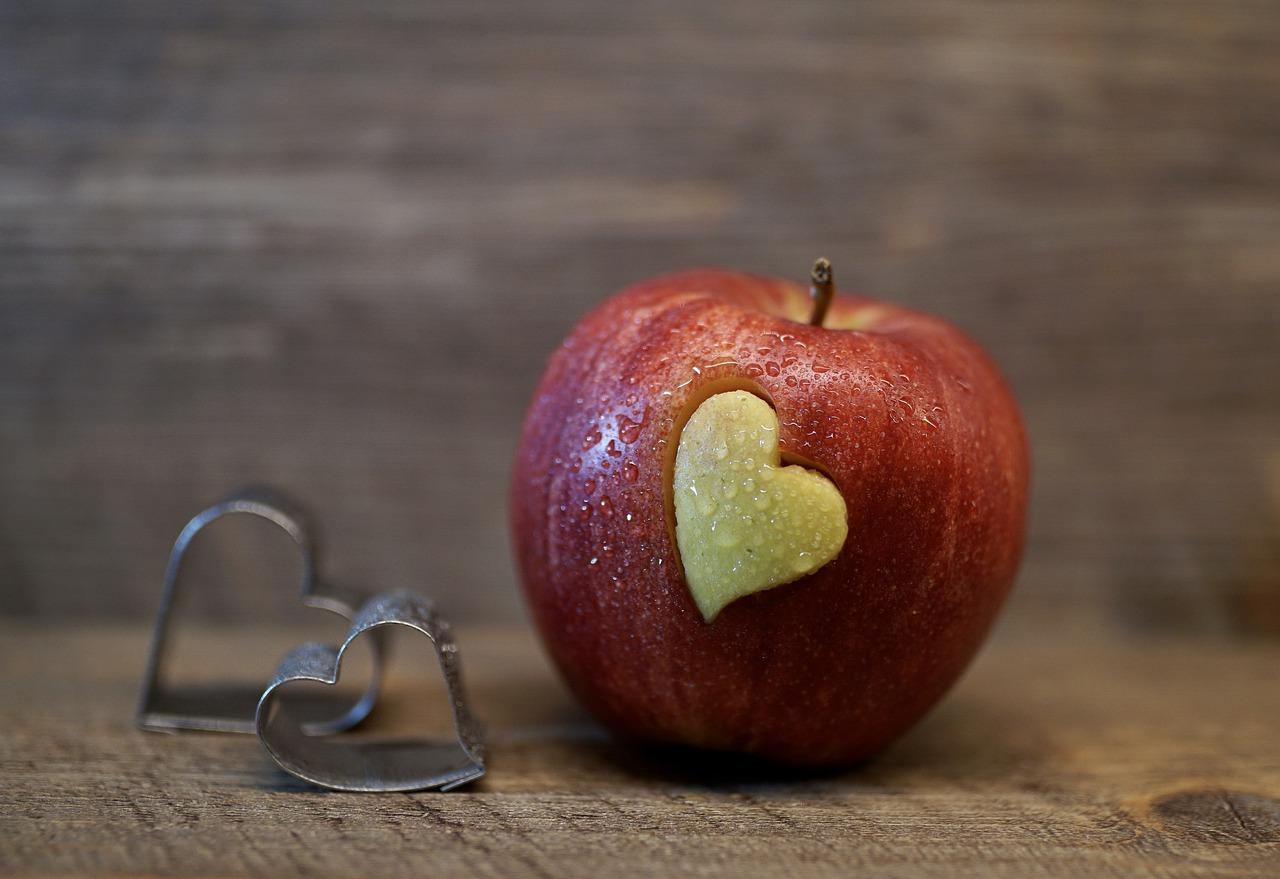Manzana corazon