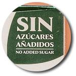 Almendro etiquet