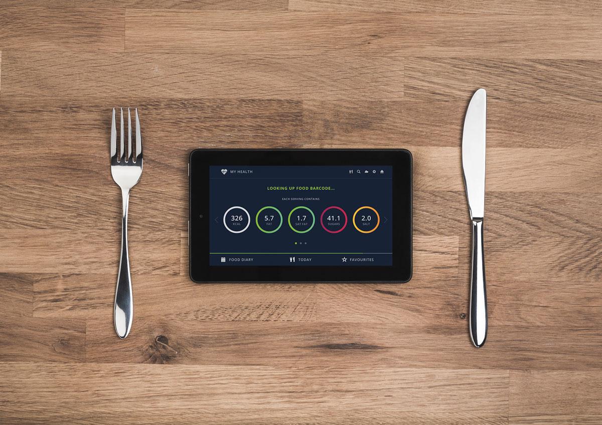 Apps escanear alimentos