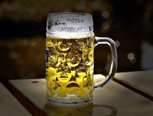 Cerveza jarra