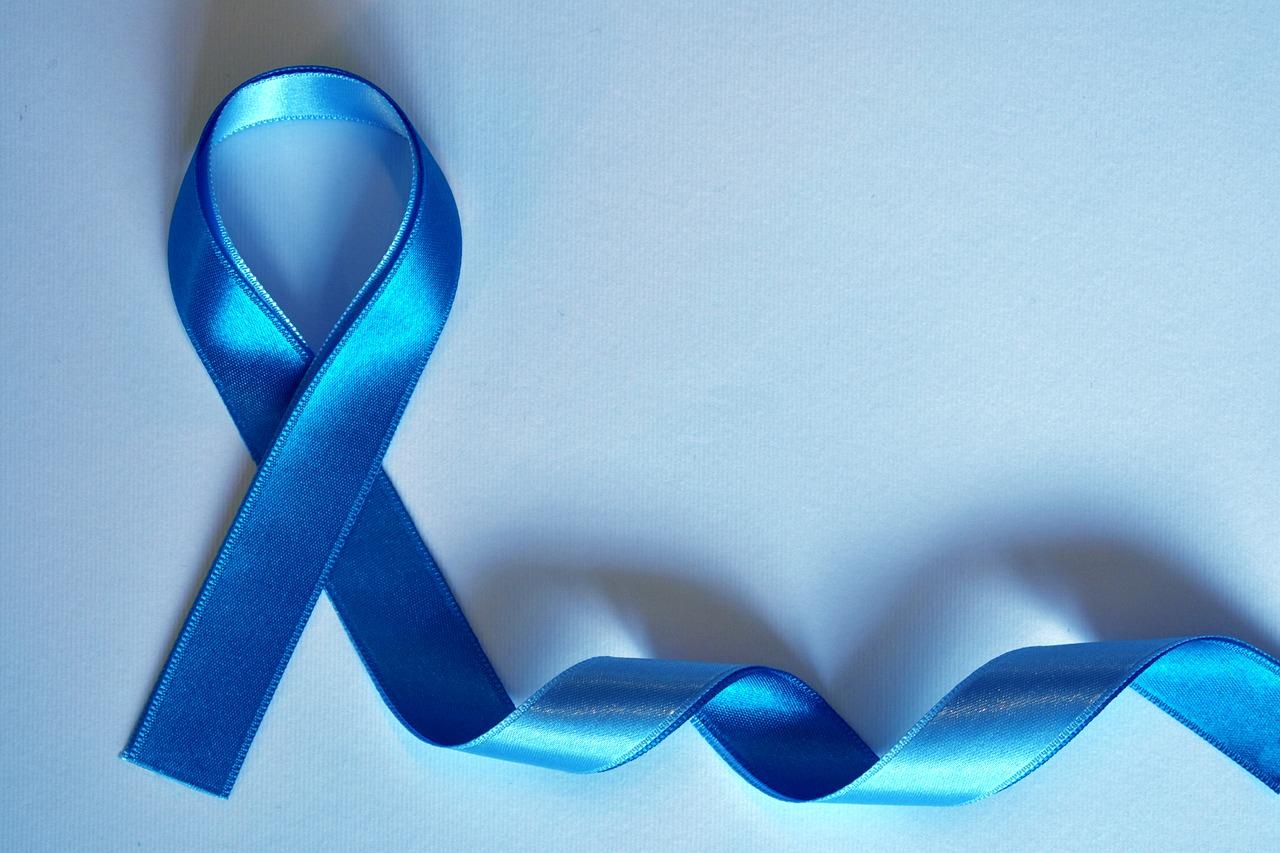 Cinta azul cancer