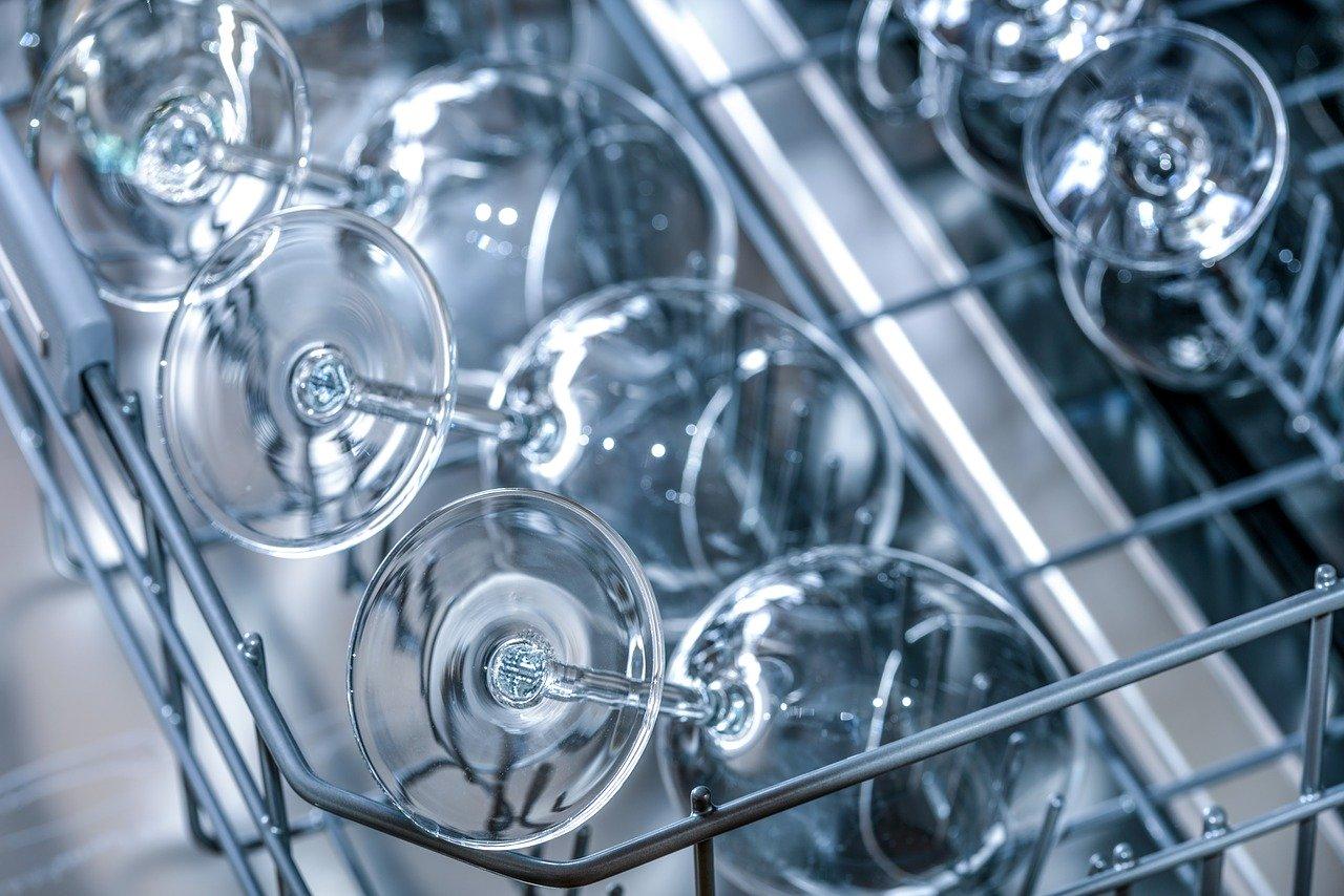 Lavavajillas copas