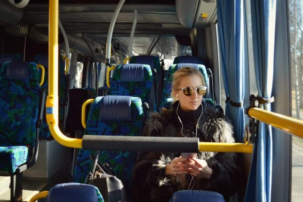 Multas transporte público