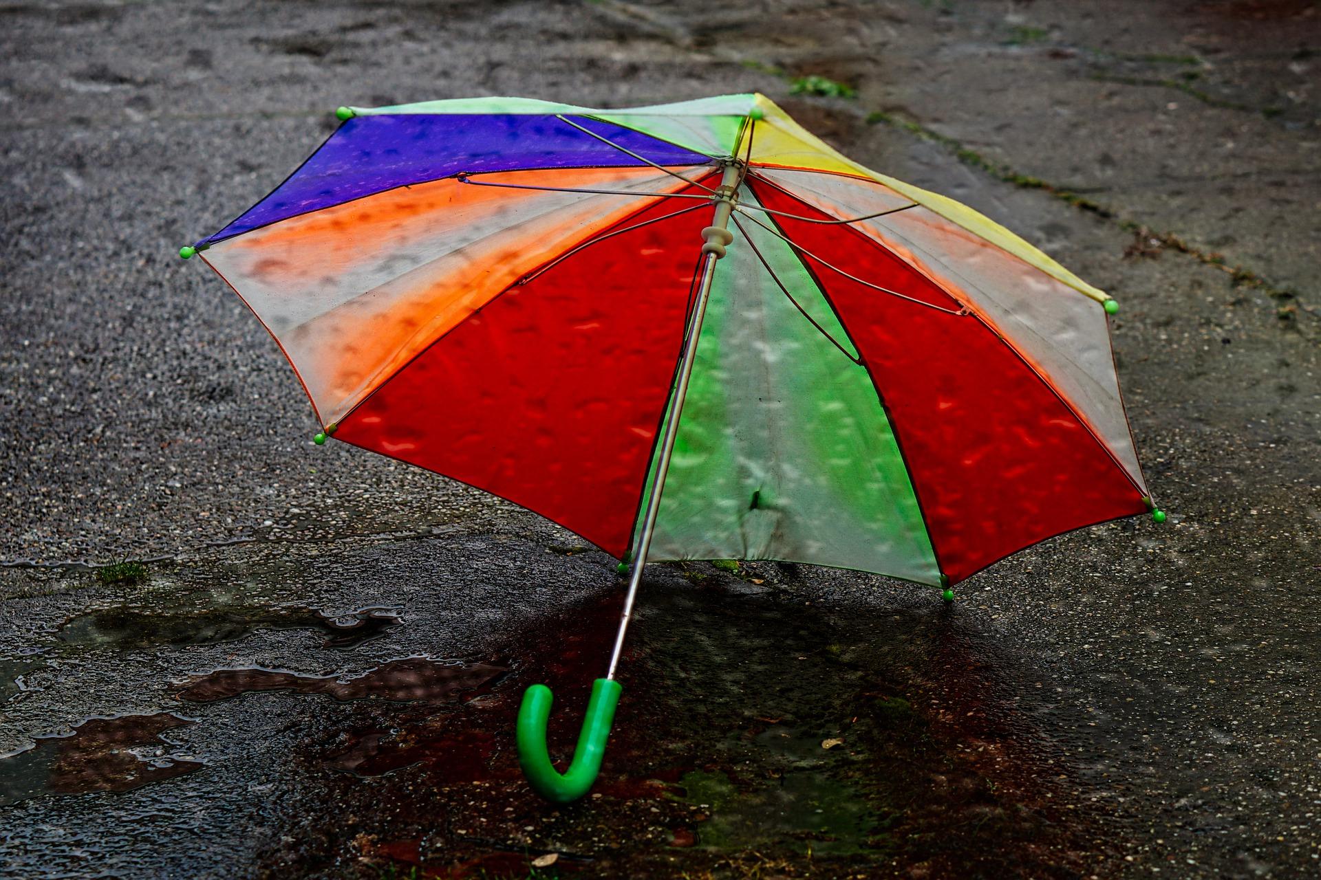 Paraguas lluvia