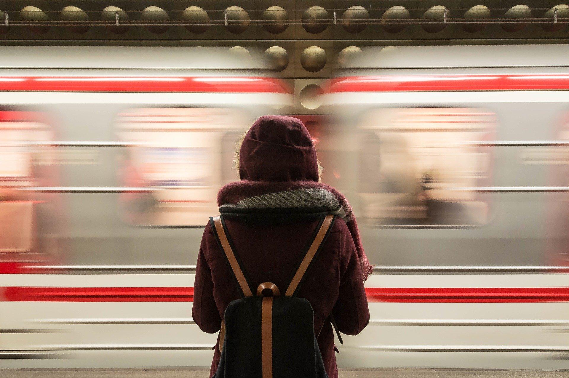 Tren estacion