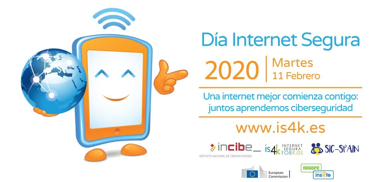 Día de Internet Segura 2020: juntos aprendemos ciberseguridad
