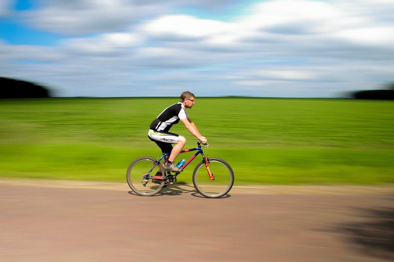 bicicleta ciclismo ejercicio