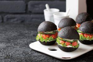 carbon activado pan sandwich adelgazar