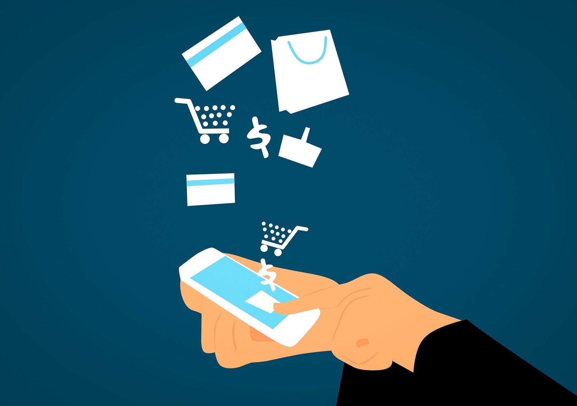 compras con móvil