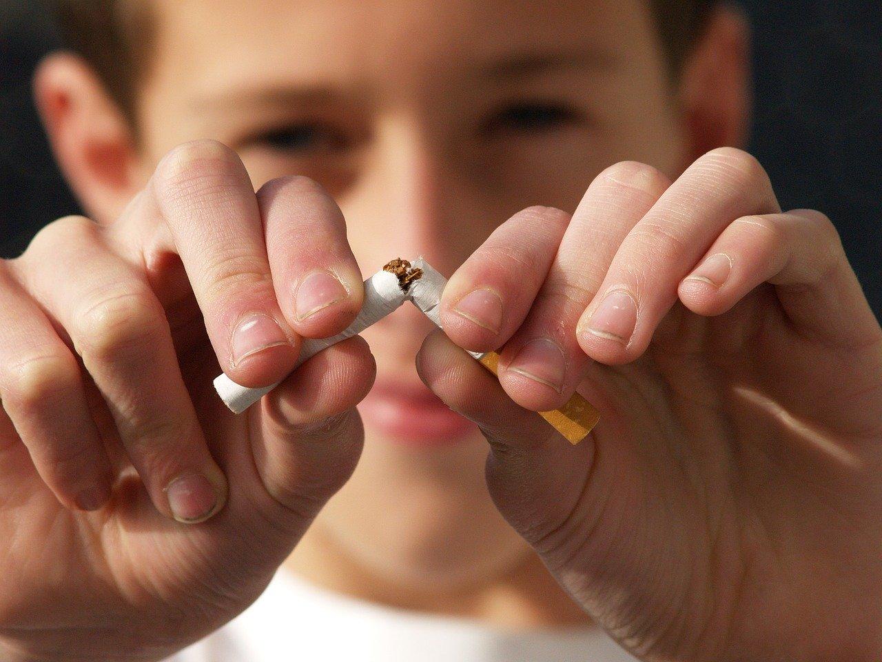 dejar fumar abandonar tabaco