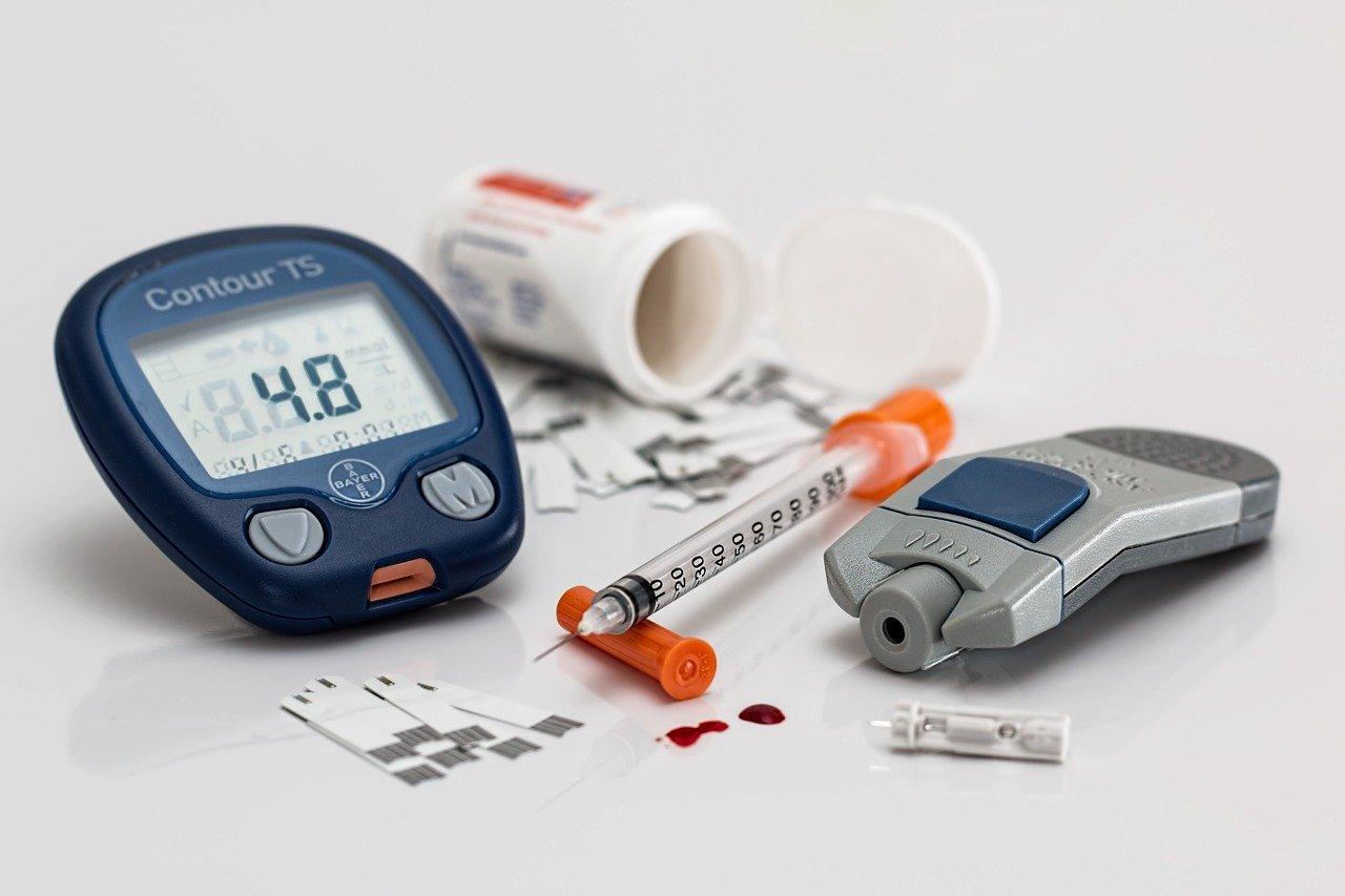 diabetes insulina glucemia azucar sangre
