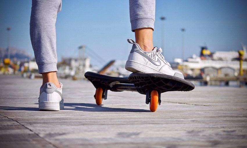 patinar ejercicio