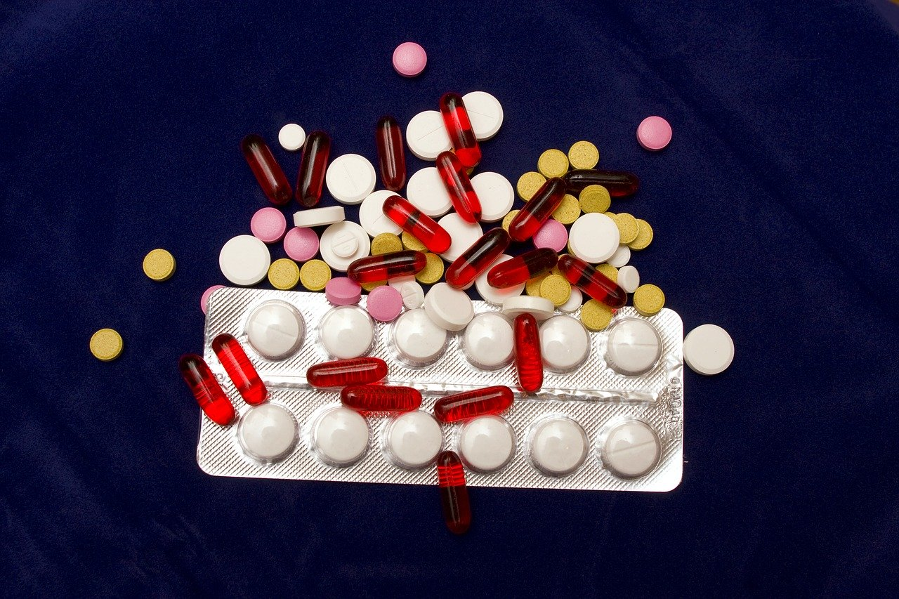 antibioticos pastillas medicamentos